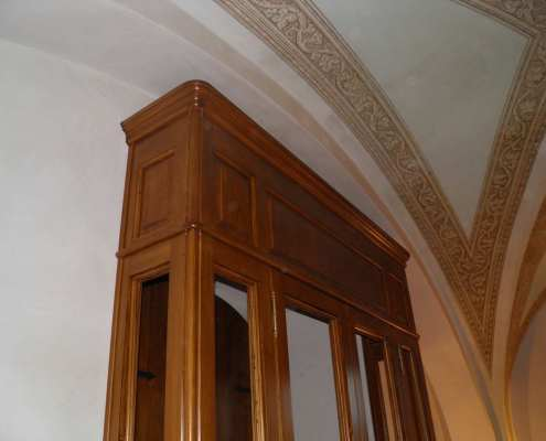 Porte in legno - Ratoci Roberto