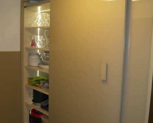 Cucina moderna su misura - Falegnameria Ratoci Roberto