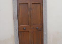 Falegnameria Ratoci - Restauro Forte San Giorgio Isola di Capraia
