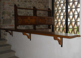 Restauro Antico Podere - Falegnameria Ratoci